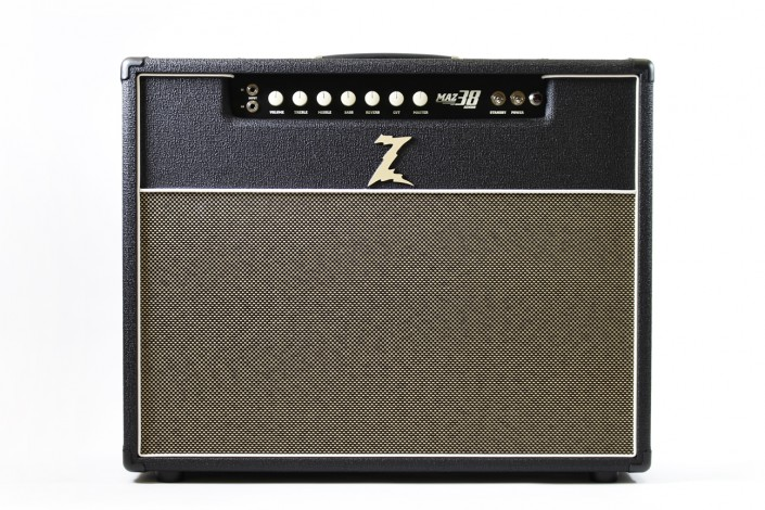 MAZ 38 2x12 combo, black/tan