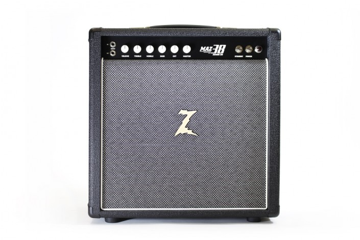 MAZ 38 NR studio combo, black/sp