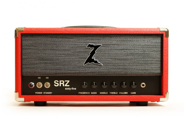 SRZ-65, red/zwreck