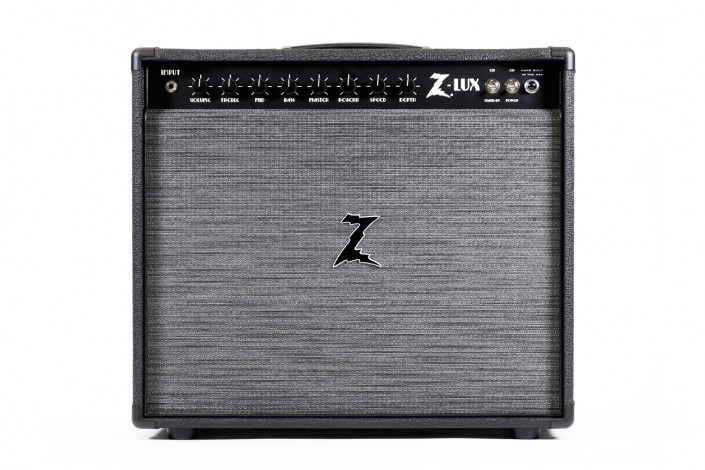 Z-LUX combo, Black/zwreck