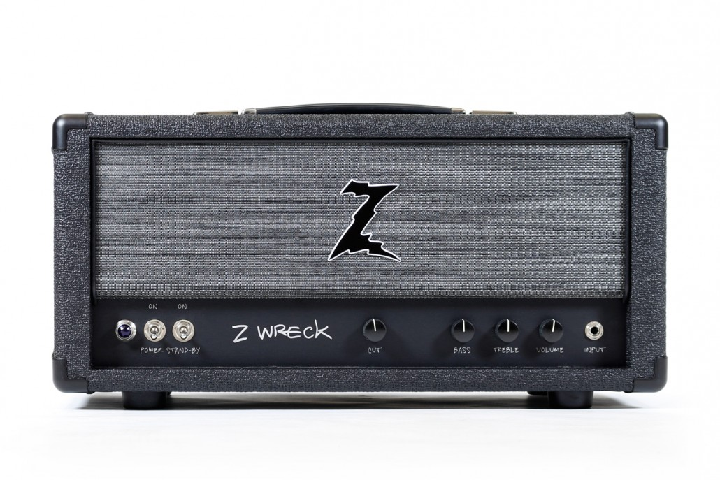 Dr. Z Amplification | Z Wreck Z Wreck Schematic on