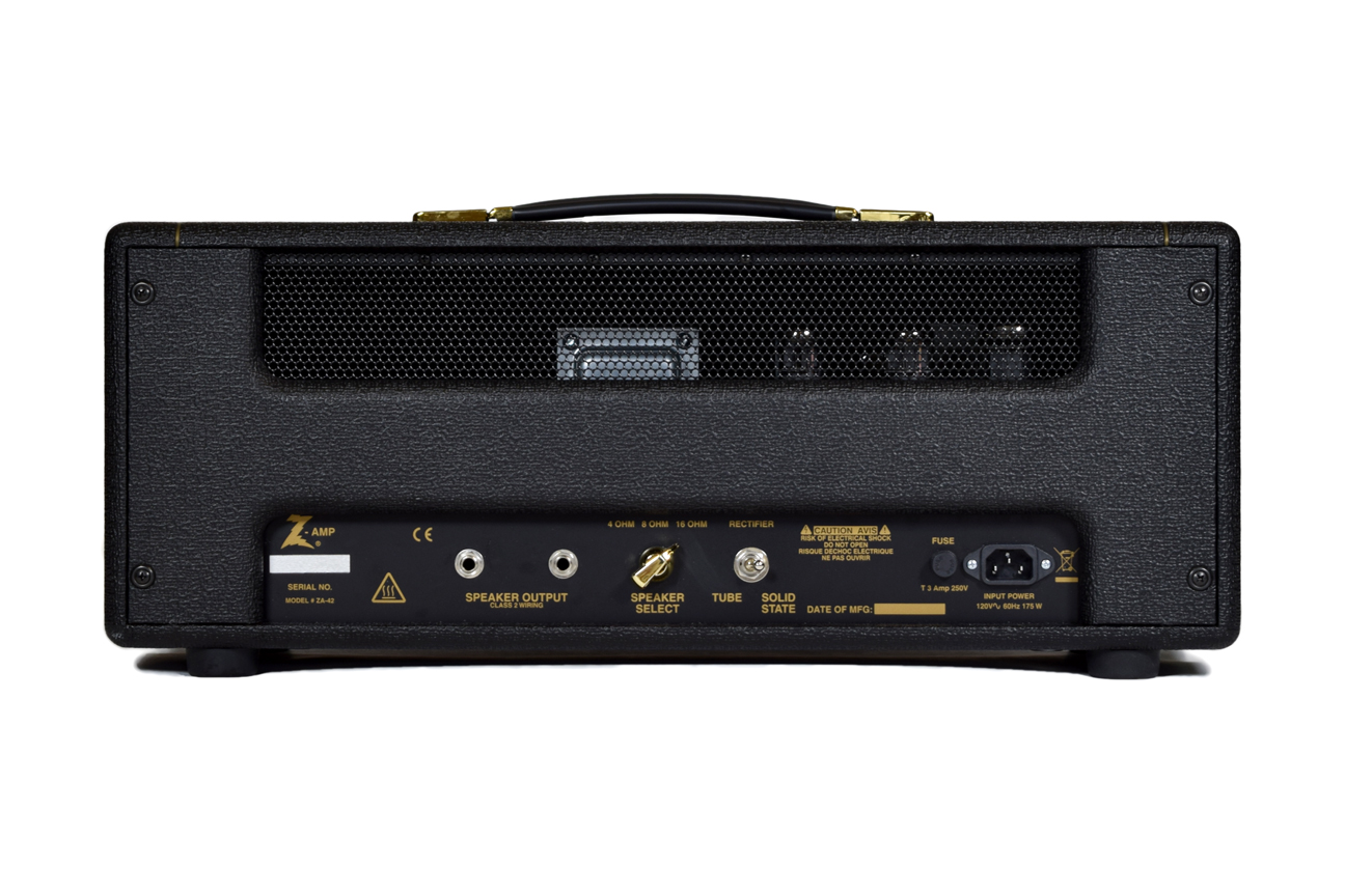 EMS Head - Back Panel