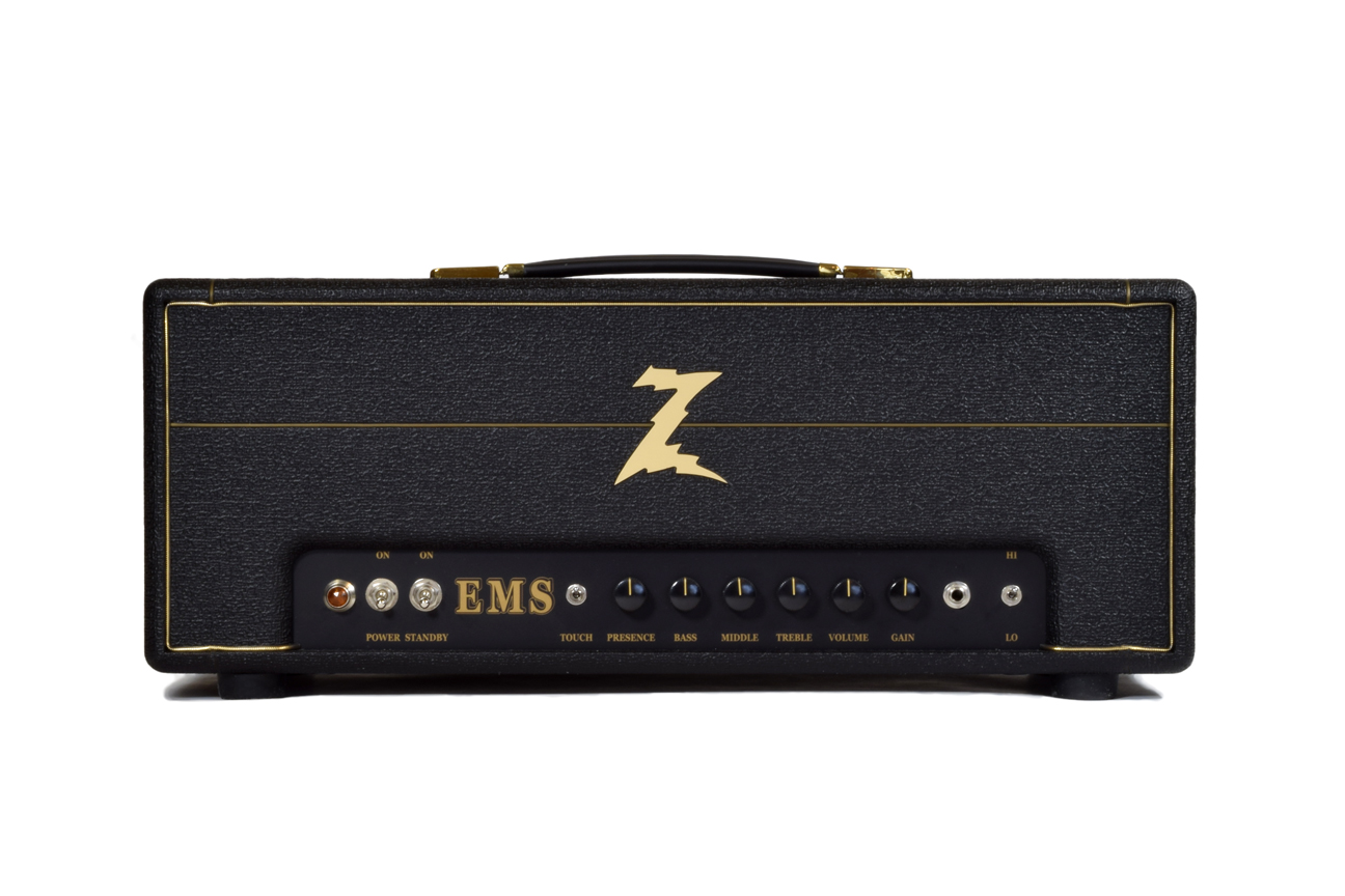 EMS Head - Front Panel