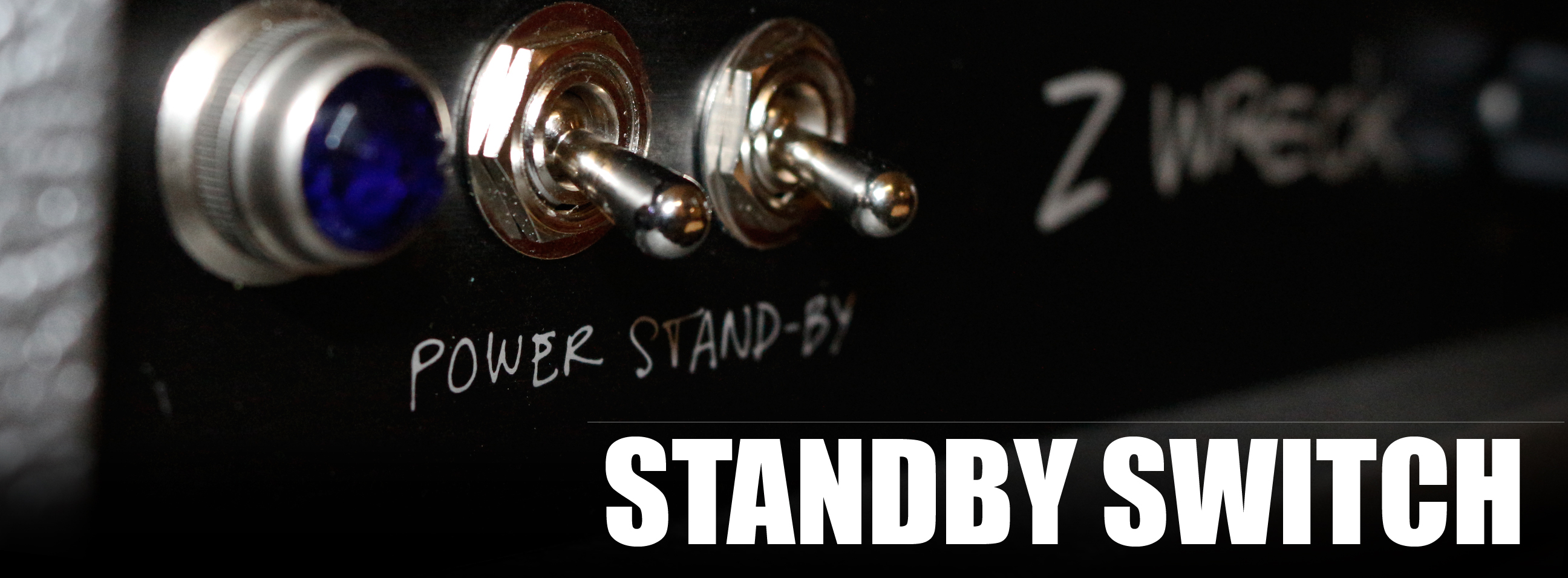 standby switch in tube guitar amplifiers