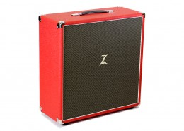 Backline Cab, red/tan