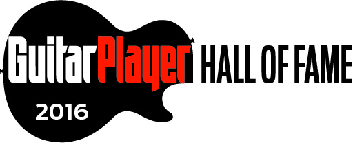 Guitar Player Hall Of Fame 2016