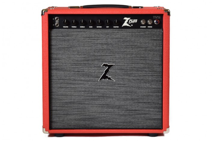 Z-Plus 112 Studio, Red w/ ZW