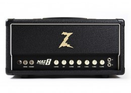 MAZ 8 head, black
